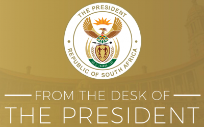 From the Desk of the President